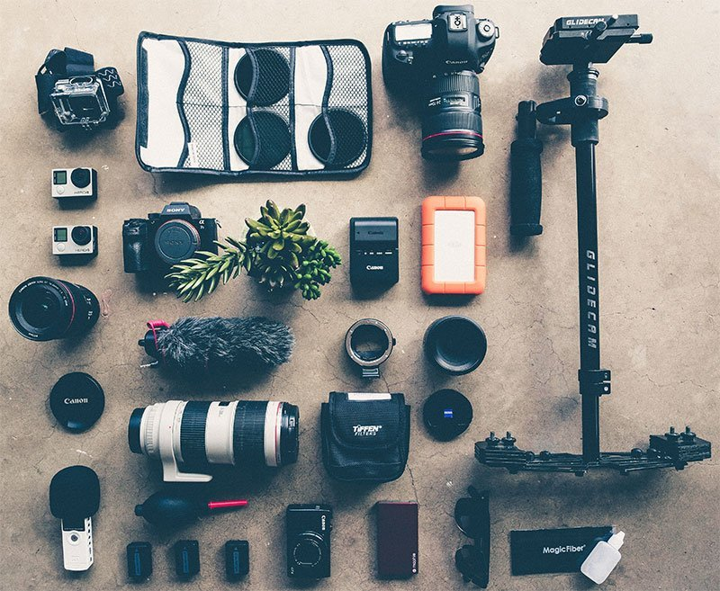 Servicios audiovisuales y producción audiovisual